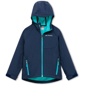 Columbia Cascade Ridge Veste Softshell Adolescents, nocturnal